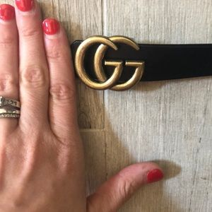Accessories - GG Belt / 0.9 inch buckle